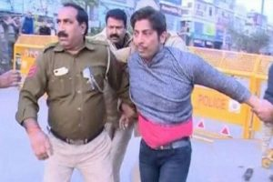 Kapil Gujjar, who fired gun at demonstration in Shaheen Bagh, expelled from BJP hours after joining