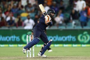 KL Rahul, Ravindra Jadeja help India set Australia 162-run target in 1st T201