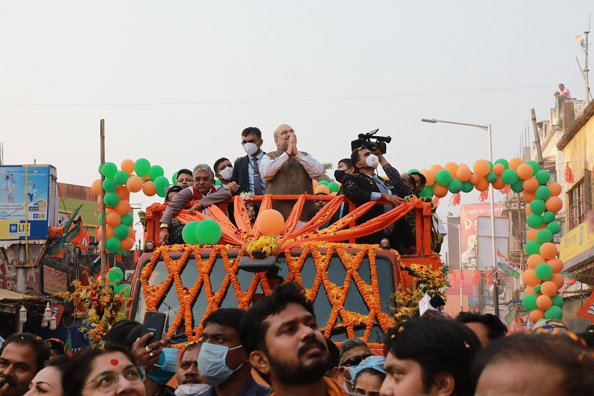 Union Home Minister Amit Shah, Matua community, BJP,