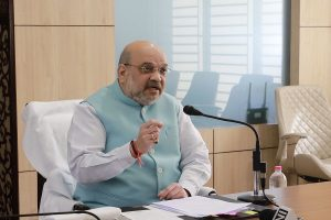 Amit Shah promises reviving Bhakti movement in Assam so that young people don't take up arms