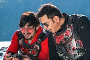 Amol Parashar, Cyrus Sahukar to be back with 'Feelin Alive'