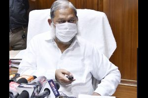 Haryana Home Minister, who was administered trial dose of vaccine, tests Covid positive