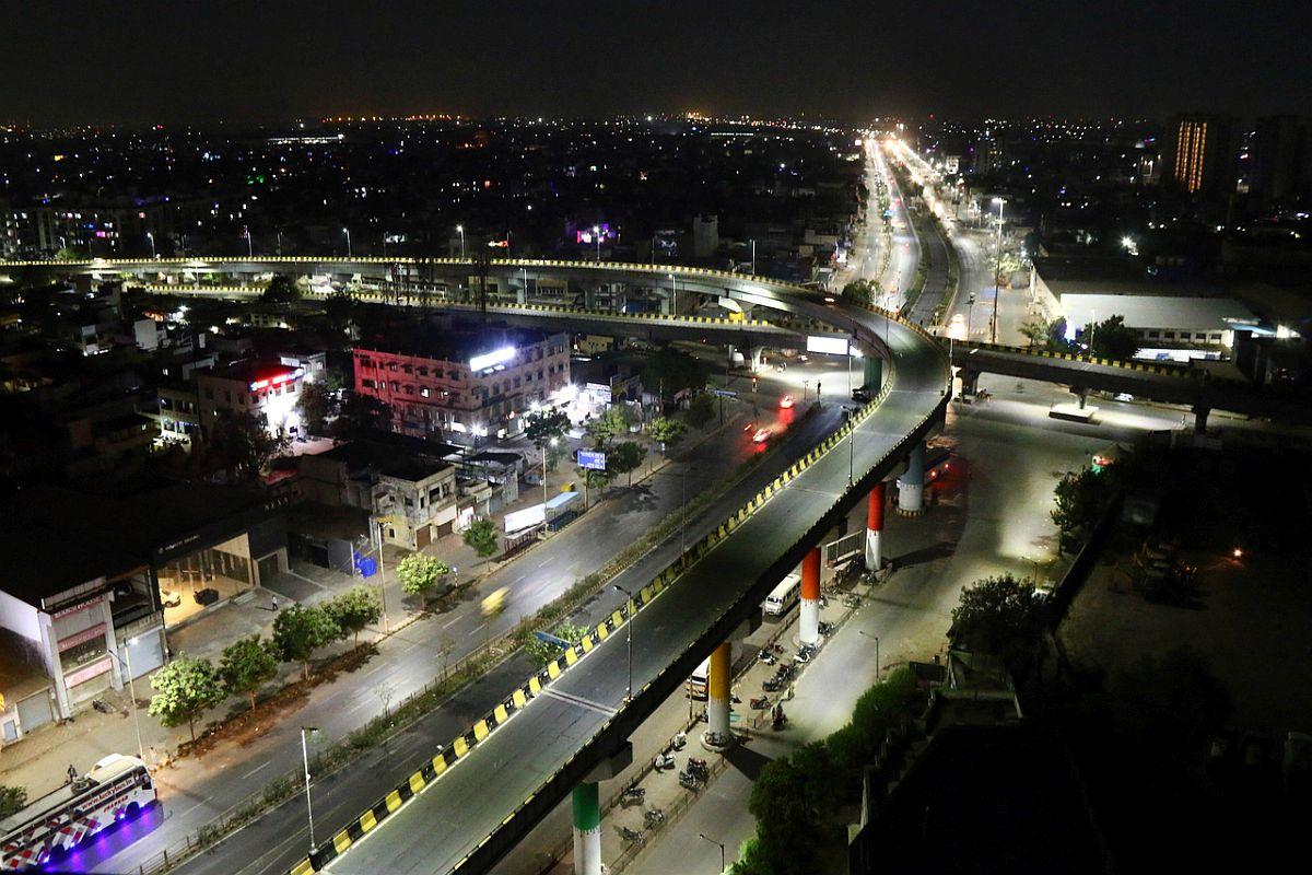 Night curfew, Delhi, COVID-19