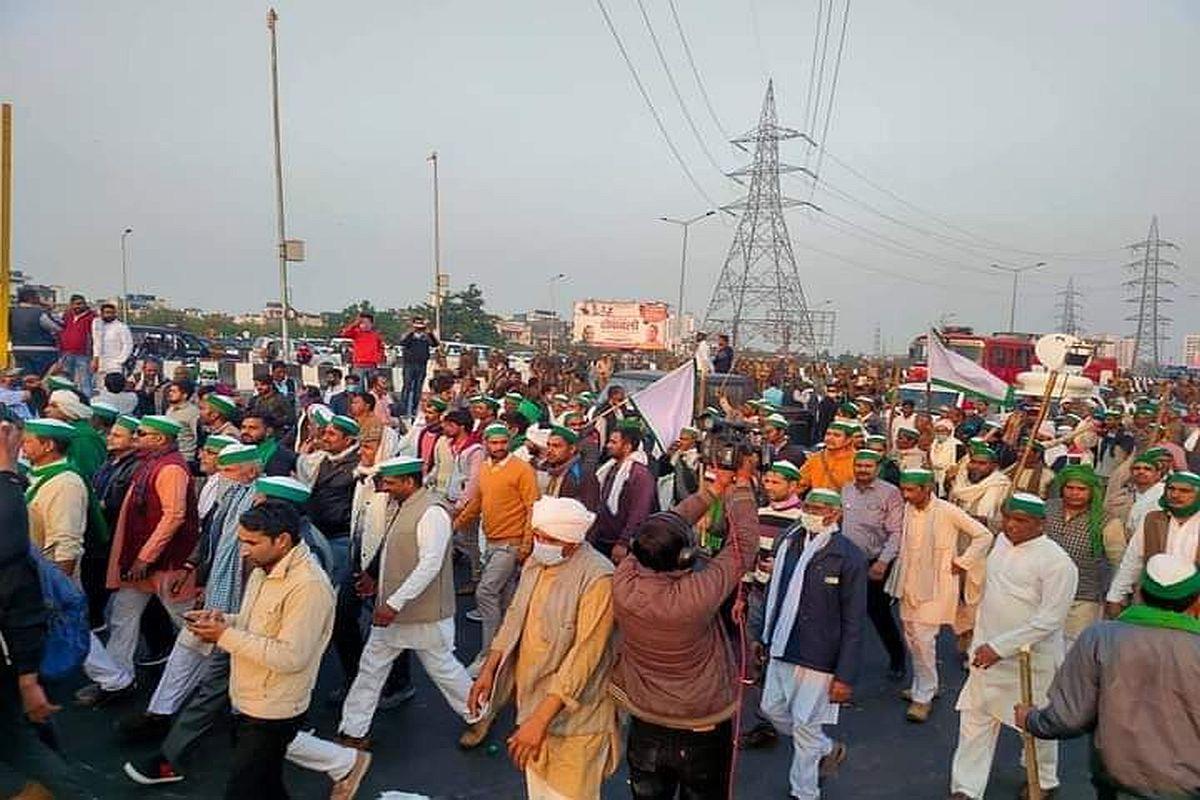 Farmers, Farmers protest, Bharat Bandh, Bharatiya Kisan Union, Rakesh Tikait