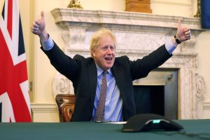 'The deal is done': Boris Johnson after Britain, European Union struck post-Brexit trade deal