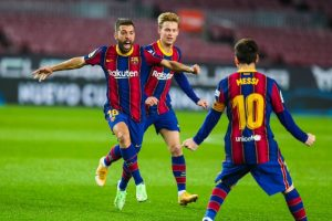 Barcelona rally to beat table-toppers Real Sociedad 2-1 in La Liga