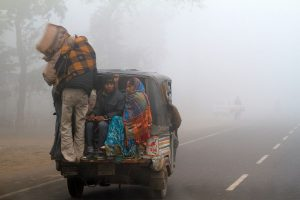 At 4.1 degrees Celsius, Delhi witnesses lowest temperature this season so far