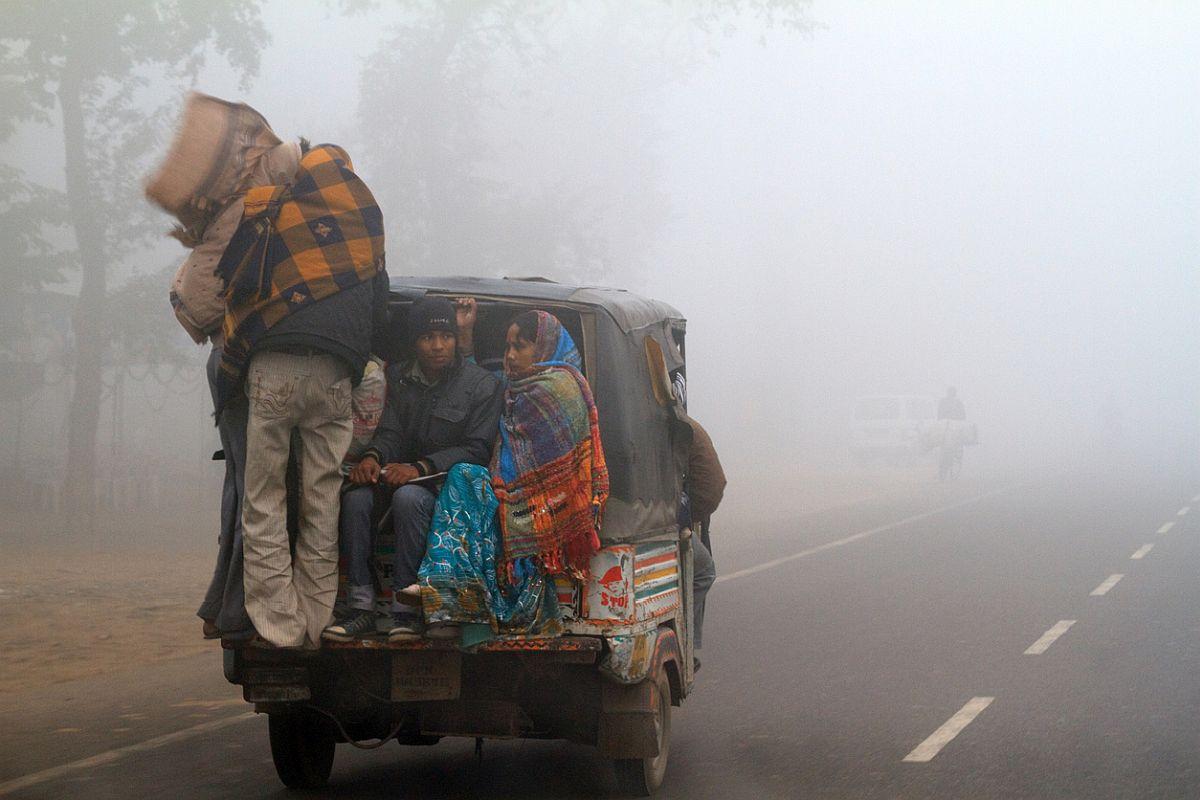 Delhi, Delhi temperature, snow-covered Himalayas, Himalayas, winter season, cold wave