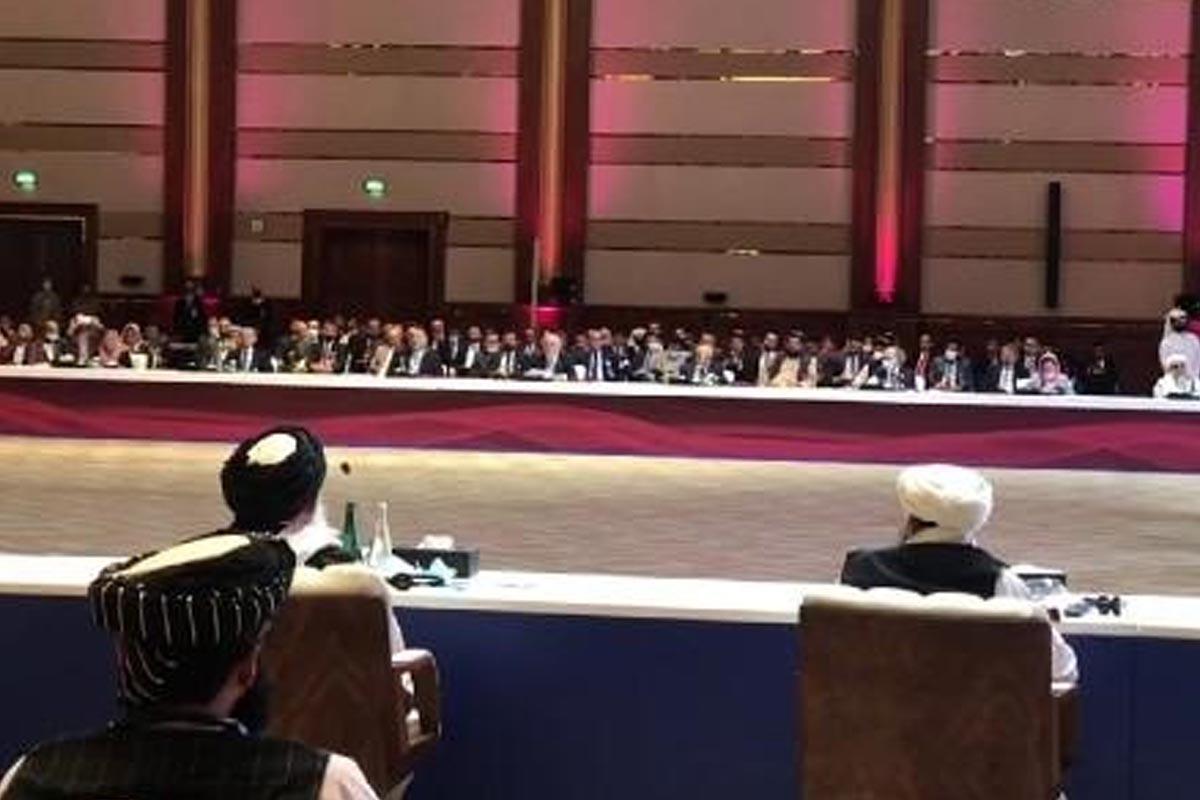Afghan, Taliban, Doha