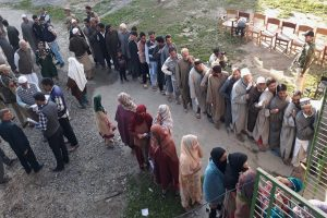 Voting underway in fifth phase of DDC polls in Jammu and Kashmir