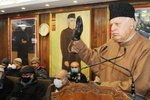 Peoples faith resulted in victory of NC in DDC elections: Abdullah