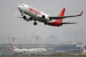 SpiceJet shares gain 4 per cent during intra-day trade