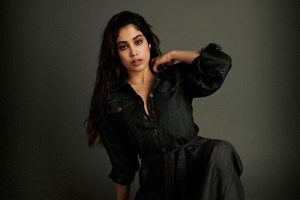 Janhvi Kapoor shares her face for 2020