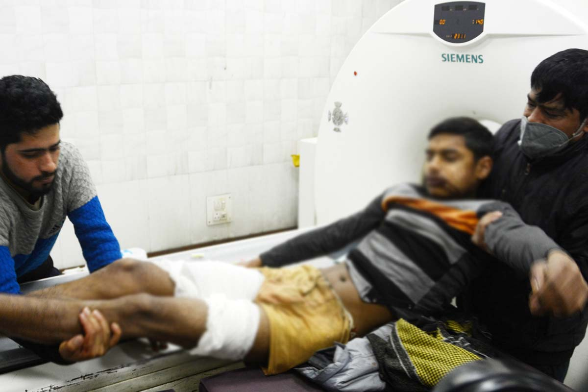 terrorists, encounter, civilians, grenade attack, Kashmir