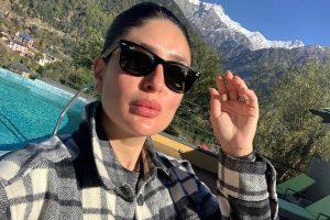 Kareena Kapoor bids goodbye to Himachal as hubby Saif wraps up 'Bhoot Police' shoot