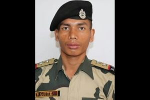 BSF officer from Manipur martyred at LoC in unprovoked shelling by Pakistan army