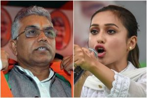 'Disgusting': TMC MP Mimi Chakraborty after Dilip Ghosh publicly abuses Mamata Banerjee
