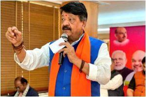'Goodbye' for TMC this time: Vijayvargiya