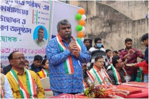 State-Centre politics eluded Asansol from Rs 2000 cr central funds: TMC's Jitendra Tiwari