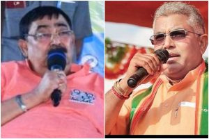 '… we'll think about it,' says Dilip Ghosh on rumours of Anubrata Mondal joining BJP