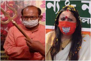 BJP sends showcause notice to Sayantan Basu, Agnimitra Paul for 'anti-party statement'