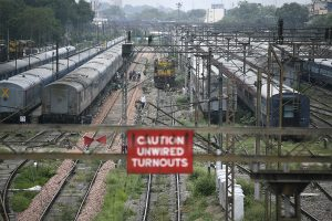 Railways aims to increase freight share to 45% by 2030
