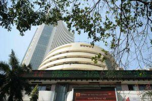 Sensex, Nifty ends at record high