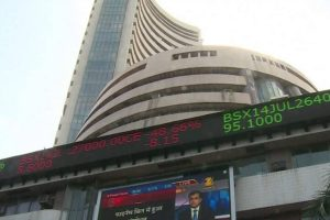 Sensex, Nifty rallies during intra-day trade; SBI, Tata Steel leads