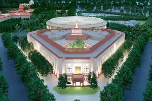 PM Modi to attend symbolic launch of new parliament building today