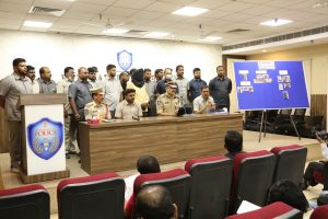 Serial killer of women arrested in Hyderabad