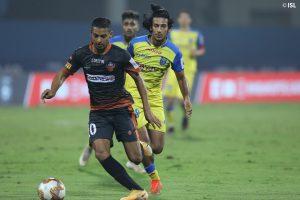 ISL 2020-21: 10-man FC Goa hold Kerala Blasters to 1-1 draw