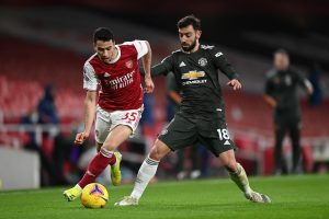 Manchester United suffer setback in Premier League title challenge after goalless draw with Arsenal
