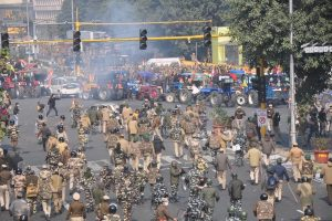 R-Day tractor rally violence: Delhi Police issues lookout notices against farmer leaders named in FIRs