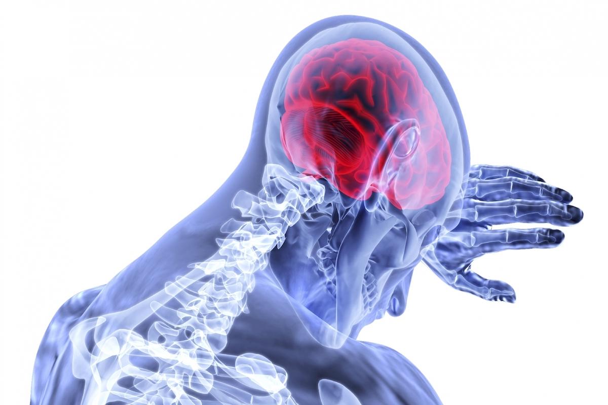Covid, severe illness, covid attack on brain, health, science, study