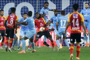 ISL 2020-21: Mumbai City FC beat SC East Bengal 1-0 to continue unbeaten streak