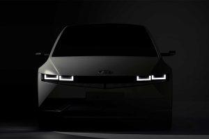 Hyundai teases 1st all electric car IONIQ 5 ahead of February debut