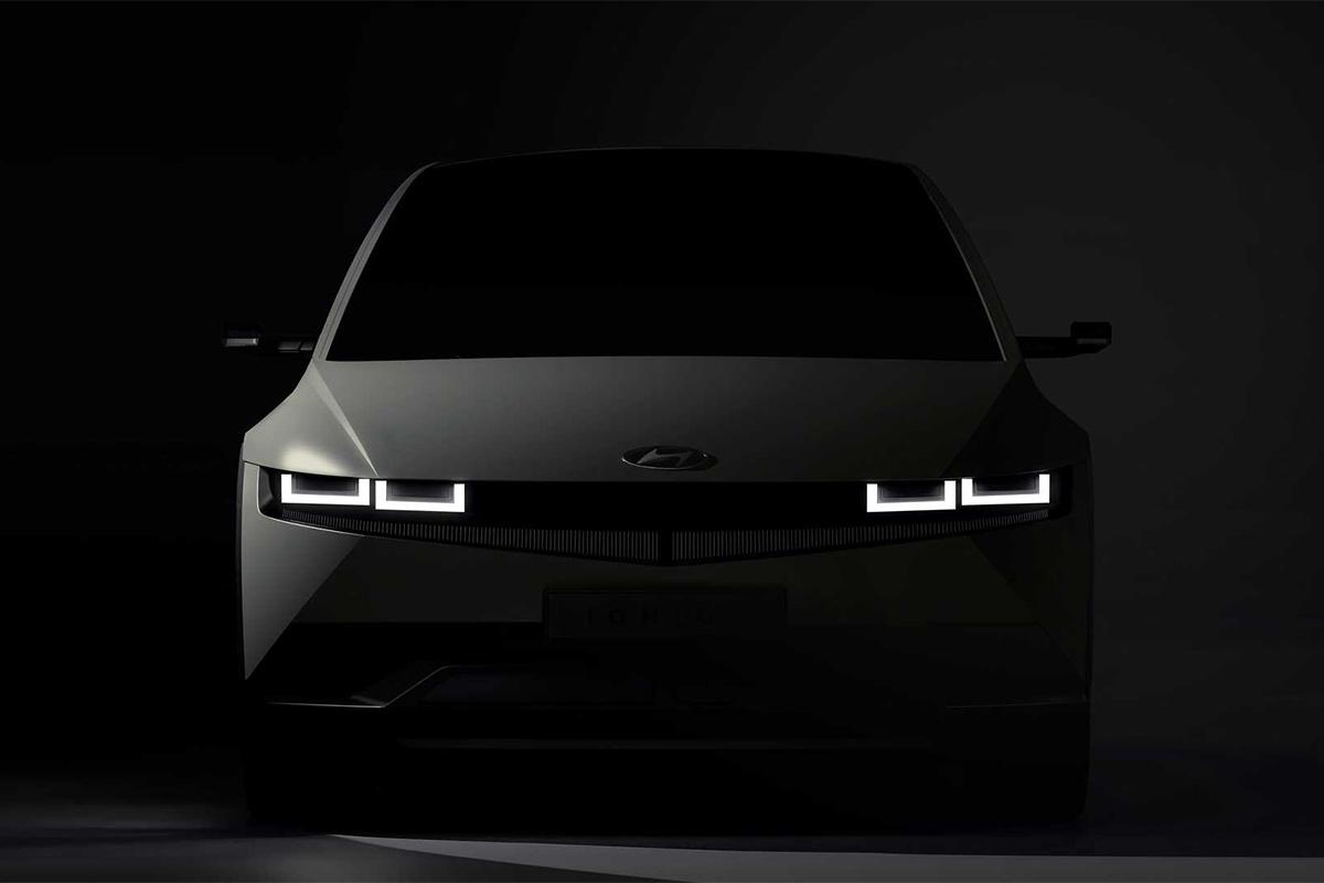 Hyundai Motor, IONIQ 5, Hyundai electric car