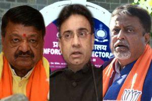 Arrested ex-TMC MP KD Singh enquires about BJP leaders Mukul Roy, Kailash Vijayvargiya