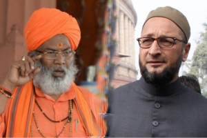 By god's grace Owaisi will help BJP win in Uttar Pradesh and Bengal, says Sakshi Maharaj