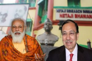 PM Modi to visit Netaji Bhawan alone as revolutionary's kins disallow other BJP leaders