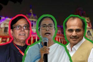 CPIM, Congress support Mamata Banerjee on 'Jai Shre Ram' slogan issue at Netaji's event