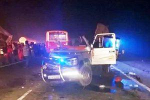 PM Modi, CM Banerjee condole loss of lives due to road accident in Jalpaiguri, announce compensation