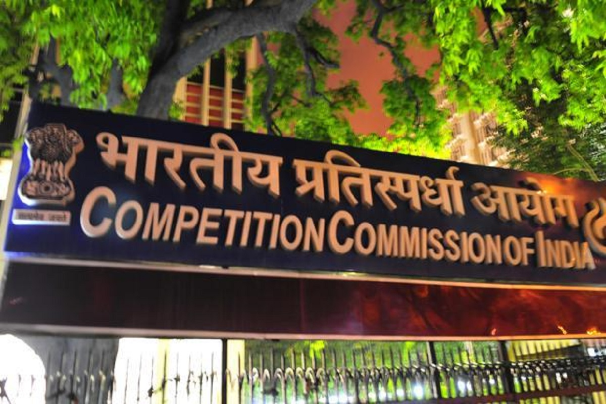CCI, PG Esmeralda, Competition Commission of India