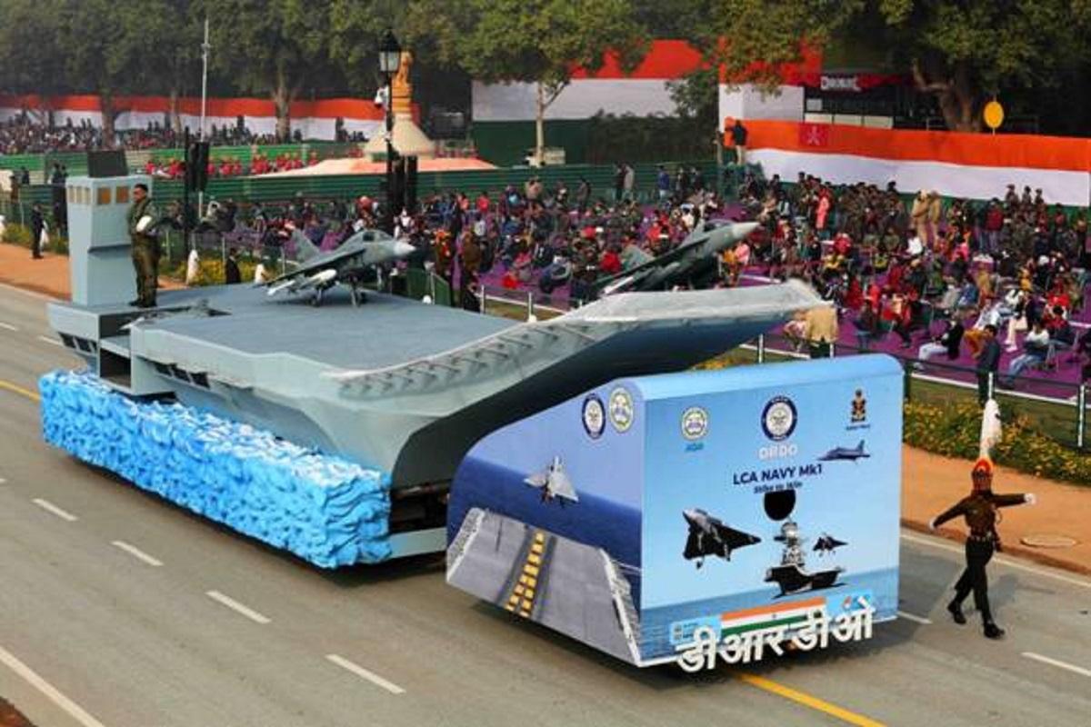 DRDO, Republic Day, Tejas, MBT Arjun, IAF, AtmaNirbhar Bharat