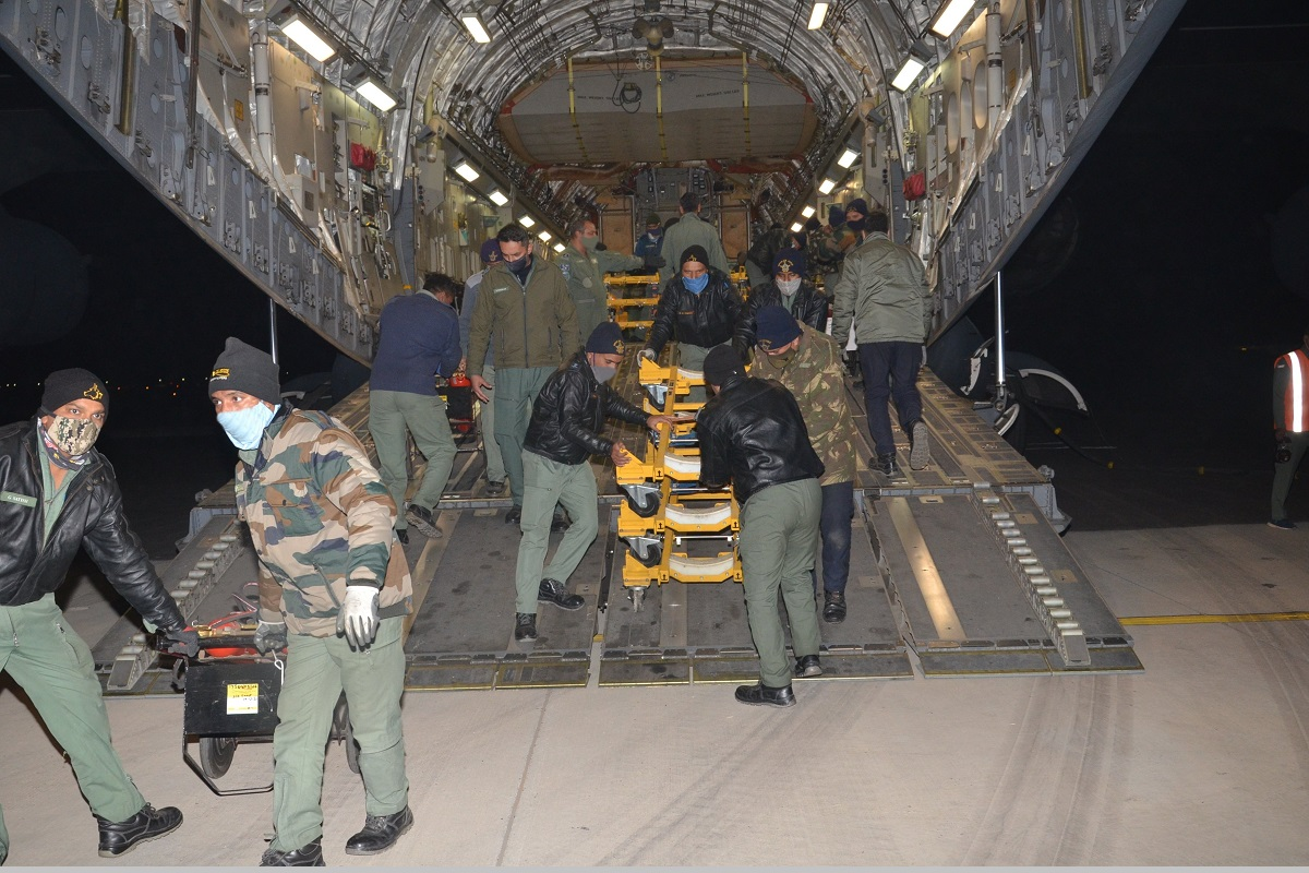 India, France, Desert Knight-21, Rafale, Indian Air Force, IAF, French Air and Space Force, Garuda