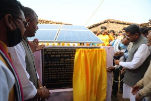 Dharmendra Pradhan flags off two ONGC welfare projects in MP