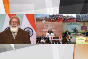 PM dedicates Kochi – Mangaluru Natural Gas Pipeline to Nation