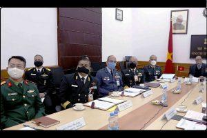 13th India-Vietnam Defence Security Dialogue