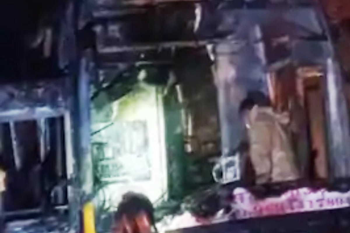 PM, Rajasthan CM, Deputy CM condole loss of lives in Jalore bus accident