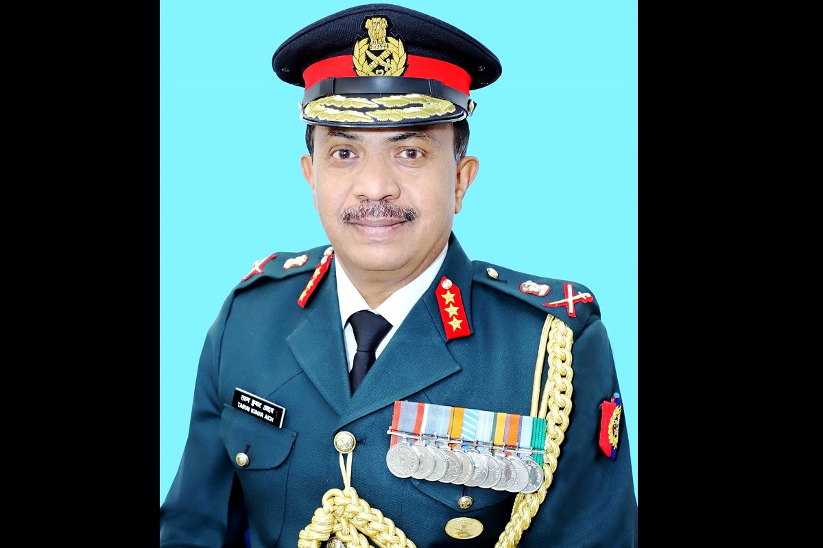 Lt Gen Tarun Kumar Aich, NCC, National Cadet Corps, National Defence Academy, Indian Military Academy
